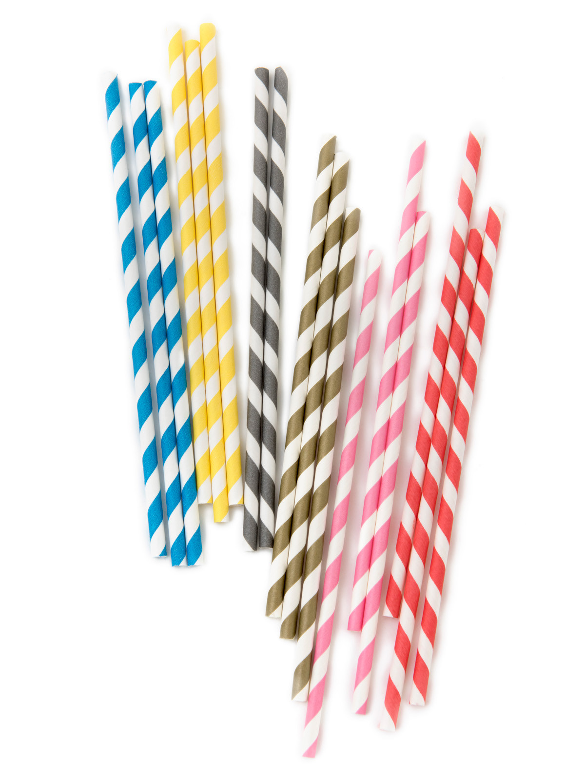 P010 - VARIETY OF STRAWS R1 each