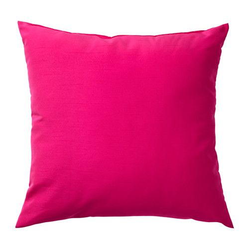 P031 - CERISE PINK CUSHION R10 each to hire QUANTITY: 14
