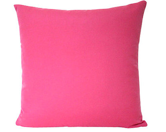 P029 - PINK CUSHION R10 each to hire QUANTITY: 10