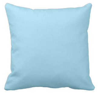 KZN001 &#8211; Baby Blue Cushion<br/>(R25 each to hire)