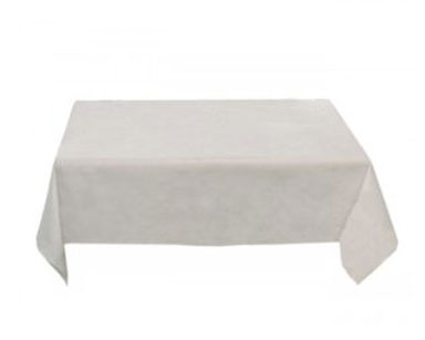 KZN033 – WHITE TABLE CLOTH (R35 each to hire)