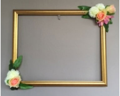 KZN082 &#8211; PHOTOBOOTH FRAME<br/>(R45 to hire)