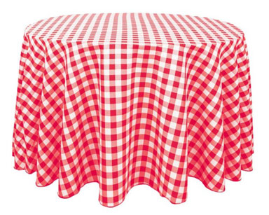 KZN012 &#8211; CHECKERED TABLE CLOTH <br/>(R30 each to hire)
