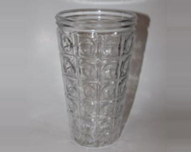 KZN014 &#8211; Clear Vases<br/>(R25 each to hire)
