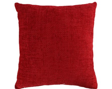 GP008 – RED CUSHION (R35 each to hire)