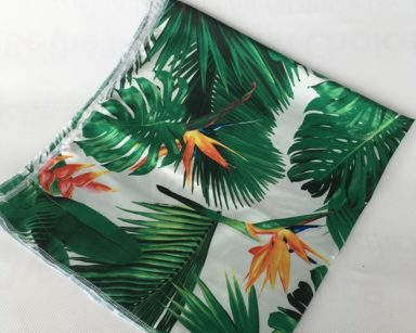 KZN054 – TROPICAL TABLECLOTH (R35 to hire)