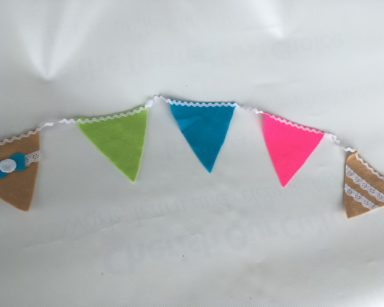 KZN049 – MULTICOLOUR VELT BUNTING (R35 to hire)