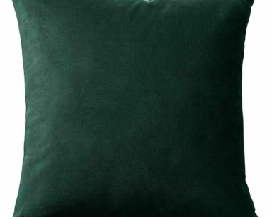 KZN055 – BOTTLE GREEN CUSHION (R25 to hire)