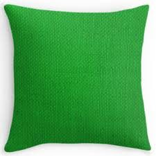 KZN038 – GREEN CUSHION COVER (R25 each to hire)
