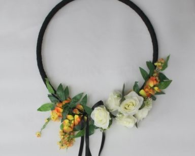 KZN063 – FLORAL HOOP (R55 to hire)