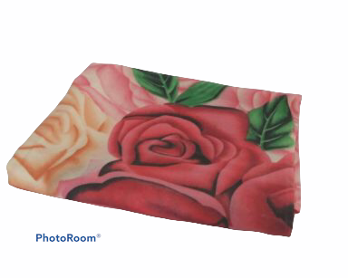 KZN068 – ROSE TABLECLOTH (R35 each to hire)