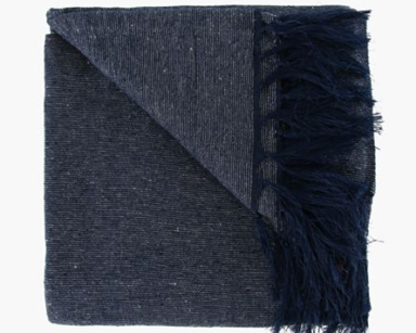 KZN086 – NAVY THROWS (R30 each to hire)