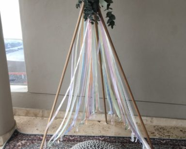 KZN087 – BOHO TEEPEE (R150 to hire)