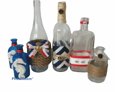 KZN079 – NAUTICAL DECOR ELEMENTS (R80 to hire for all)