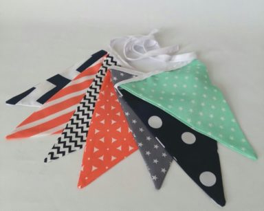 GP027 – COLOURED BUNTING (R45 to hire)