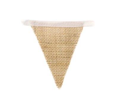 GP027 – HESSIAN BUNTING (R45 to hire)