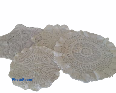 GP031 – DOILIES (R80 for all to hire)