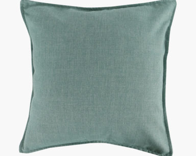 GP033 – BABY BLUE CUSHION COVER (R30 each to hire)