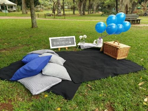 Extra touches picnic